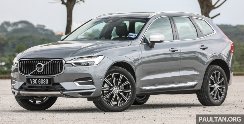 FIRST DRIVE: 2018 Volvo XC60 T8 Inscription Plus Image #799516