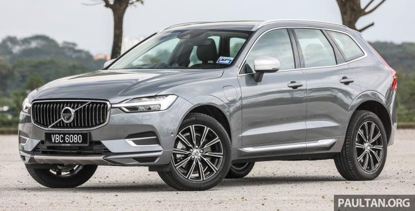 FIRST DRIVE: 2018 Volvo XC60 T8 Inscription Plus Image #799516