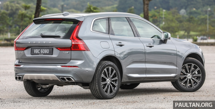 FIRST DRIVE: 2018 Volvo XC60 T8 Inscription Plus Image #799517