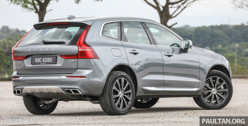 FIRST DRIVE: 2018 Volvo XC60 T8 Inscription Plus Image #799518