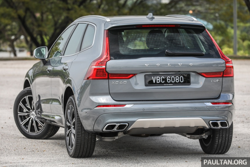 FIRST DRIVE: 2018 Volvo XC60 T8 Inscription Plus Image #799519