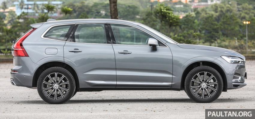 FIRST DRIVE: 2018 Volvo XC60 T8 Inscription Plus Image #799521