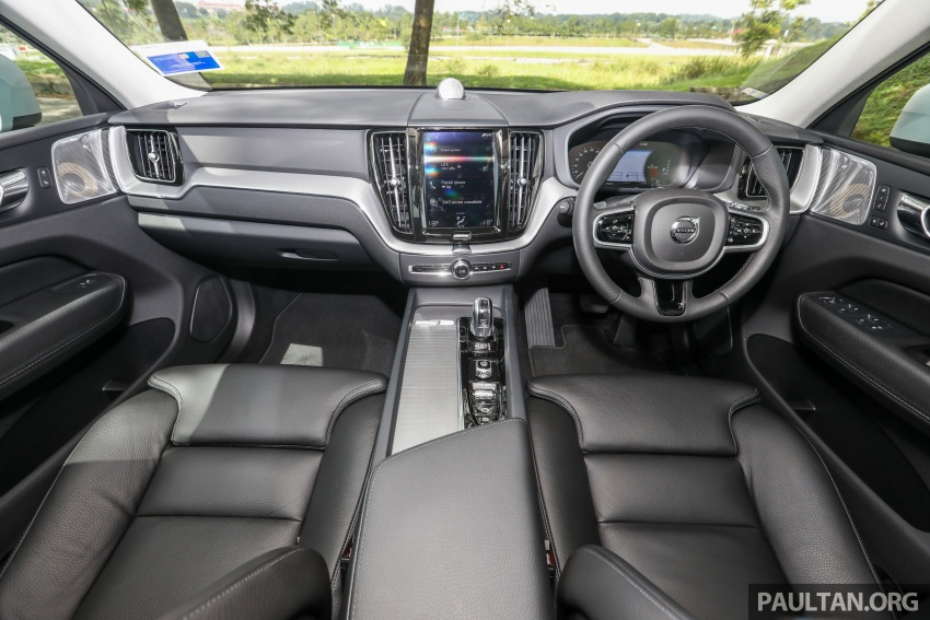 FIRST DRIVE: 2018 Volvo XC60 T8 Inscription Plus Image #799557