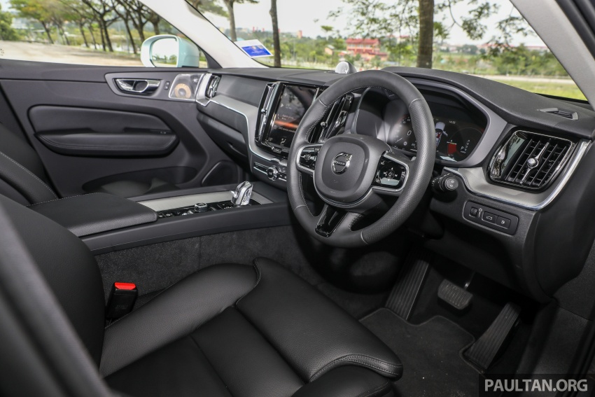FIRST DRIVE: 2018 Volvo XC60 T8 Inscription Plus Image #799558