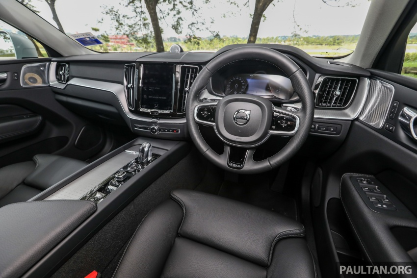 FIRST DRIVE: 2018 Volvo XC60 T8 Inscription Plus Image #799588
