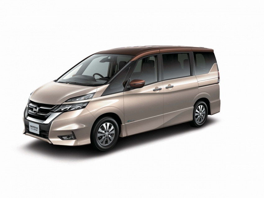 2018 Nissan Serena S-Hybrid full specs – Highway Star and Premium Highway Star, from under RM140k est Image #806473
