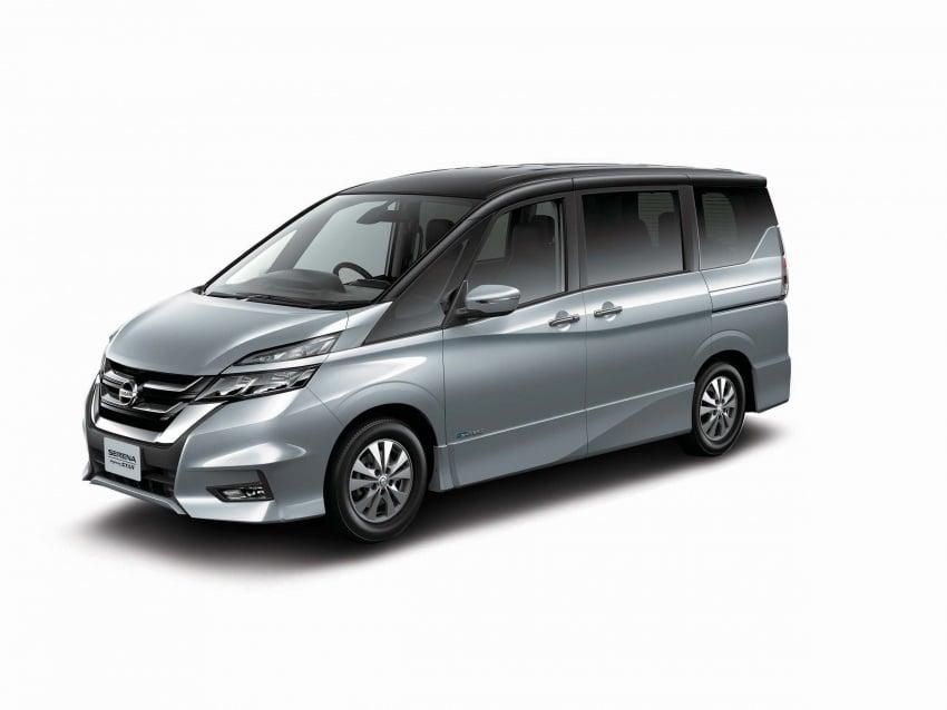 2018 Nissan Serena S-Hybrid full specs – Highway Star and Premium Highway Star, from under RM140k est Image #806474