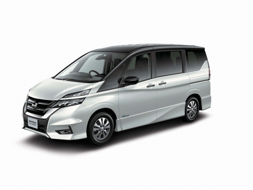 2018 Nissan Serena S-Hybrid full specs – Highway Star and Premium Highway Star, from under RM140k est Image #806475