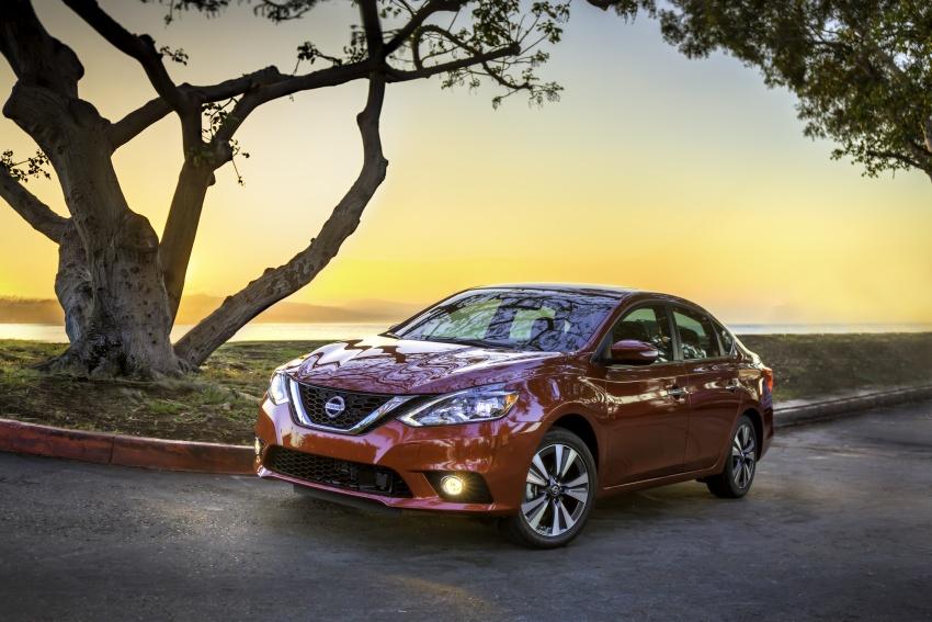 Nissan Sylphy EV diperkenal di Beijing minggu depan Image #806982