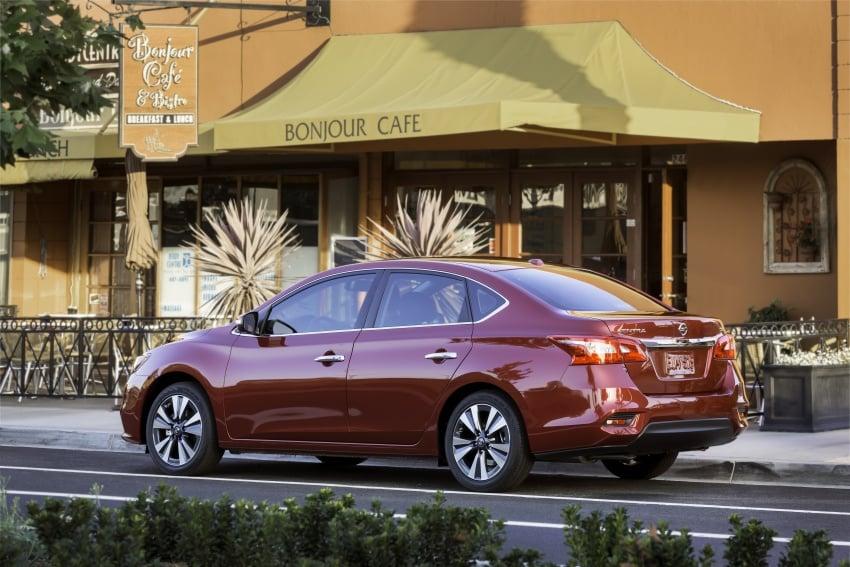 Nissan Sylphy EV diperkenal di Beijing minggu depan Image #806984