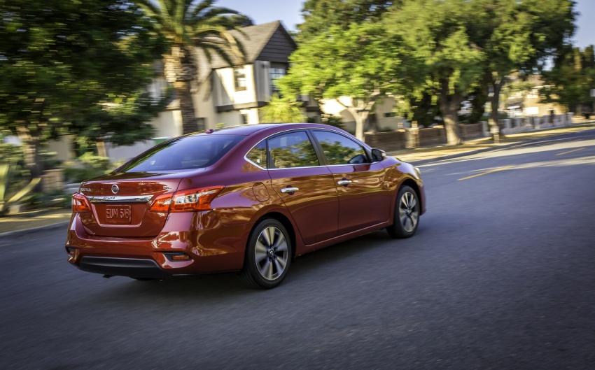 Nissan Sylphy EV diperkenal di Beijing minggu depan Image #806986
