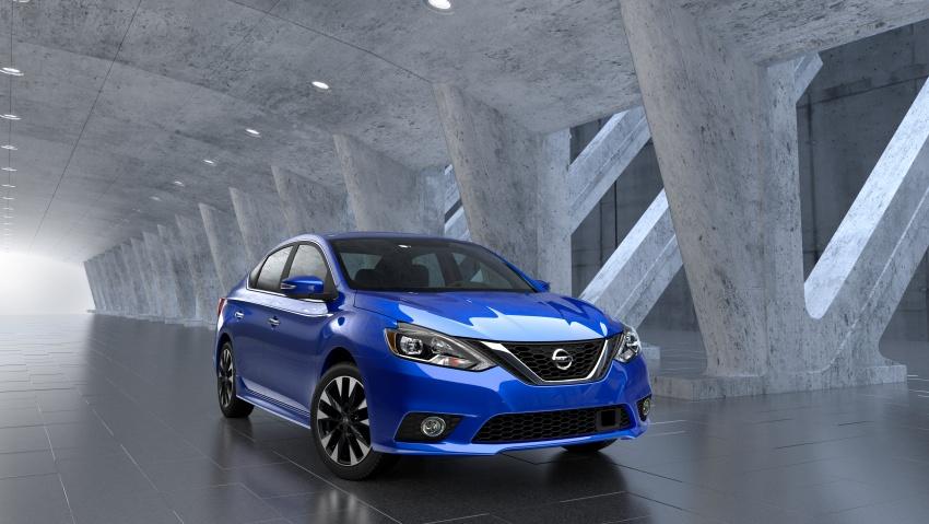 Nissan Sylphy EV diperkenal di Beijing minggu depan Image #806987