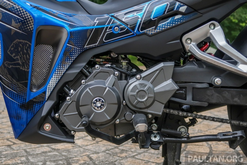 SYM VF3i vs Yamaha Y15ZR, Honda RS150R, Benelli RFS150i – latest 'supercub' takes on the establishment Image #808381