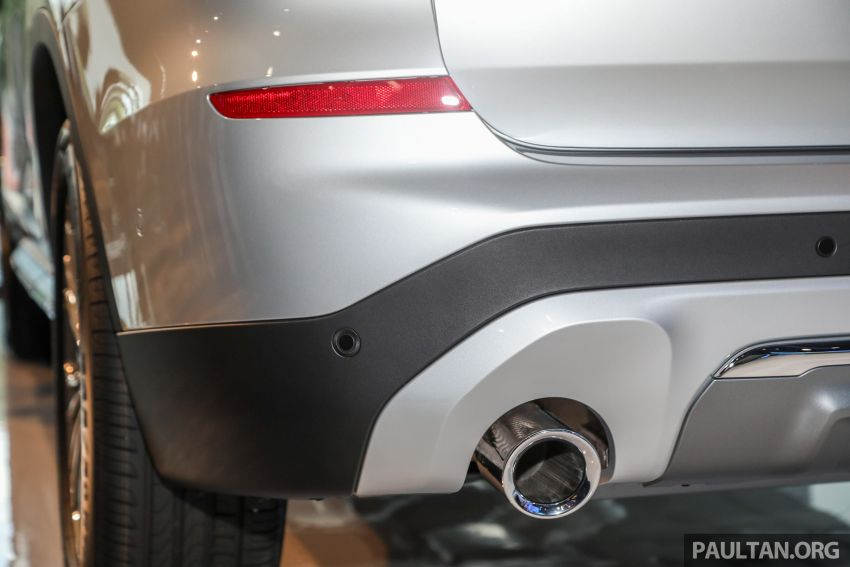 G01 BMW X3 launched in M'sia – 30i Luxury, RM314k Image #809298