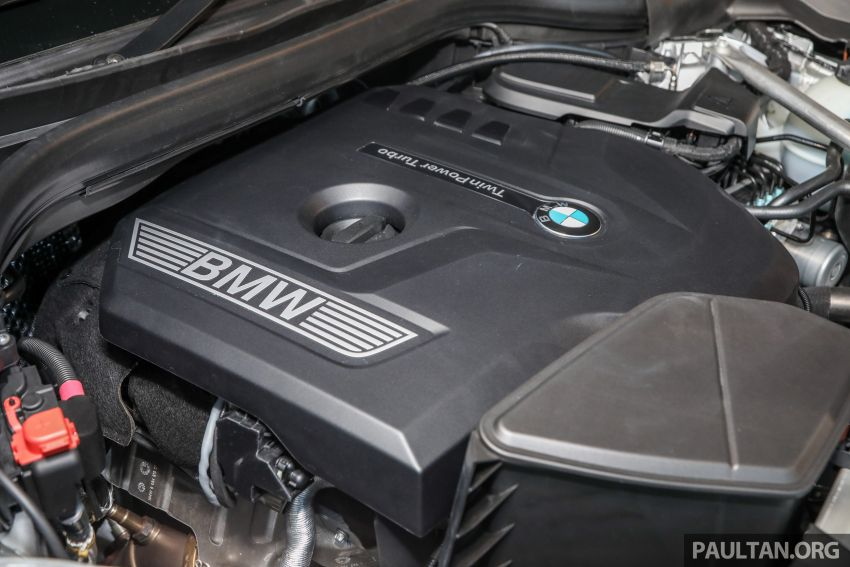 G01 BMW X3 launched in M'sia – 30i Luxury, RM314k Image #809304