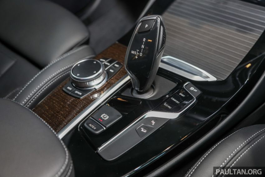 G01 BMW X3 launched in M'sia – 30i Luxury, RM314k Image #809318