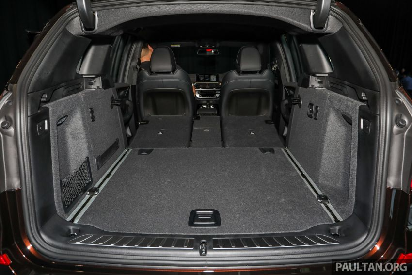 G01 BMW X3 launched in M'sia – 30i Luxury, RM314k Image #809348