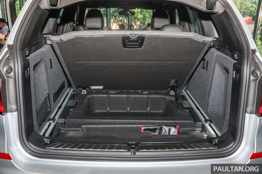 G01 BMW X3 launched in M'sia – 30i Luxury, RM320k Image #809349