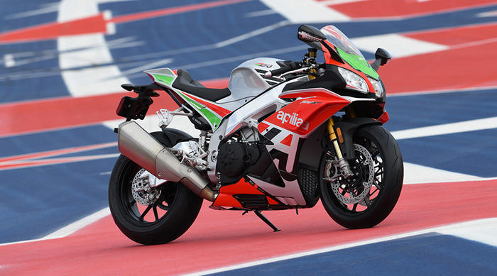 2018 Aprilia RSV4 RF Limited with winglets – only 125 units to be made for North America at RM95k Image #810466