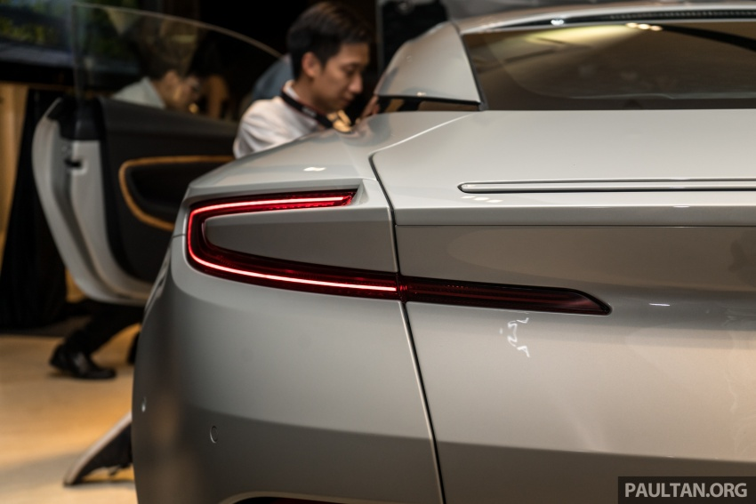Aston Martin DB11 V8 officially launched in Malaysia – AMG-sourced engine with 510 PS, from RM1.8 million Image #805985