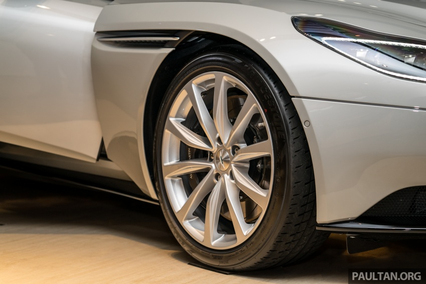 Aston Martin DB11 V8 officially launched in Malaysia – AMG-sourced engine with 510 PS, from RM1.8 million Image #805991