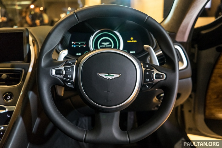 Aston Martin DB11 V8 officially launched in Malaysia – AMG-sourced engine with 510 PS, from RM1.8 million Image #805998