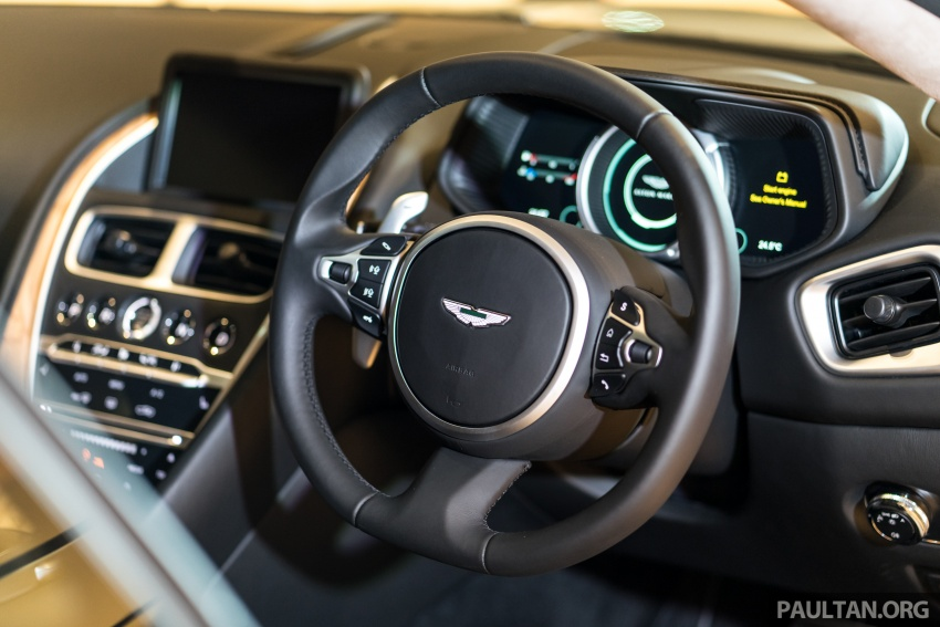 Aston Martin DB11 V8 officially launched in Malaysia – AMG-sourced engine with 510 PS, from RM1.8 million Image #805999