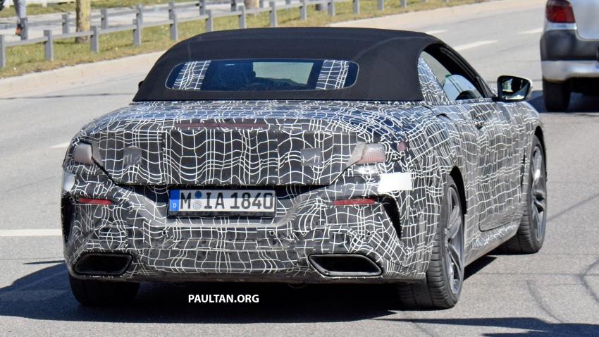 SPIED: BMW 8 Series coupé & cabrio M Sport spotted? Image #803956