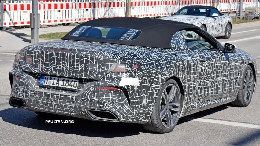 SPIED: BMW 8 Series coupé & cabrio M Sport spotted? Image #803953