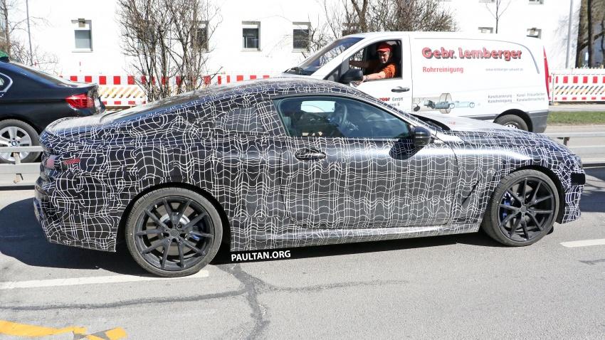 SPIED: BMW 8 Series coupé & cabrio M Sport spotted? Image #803888