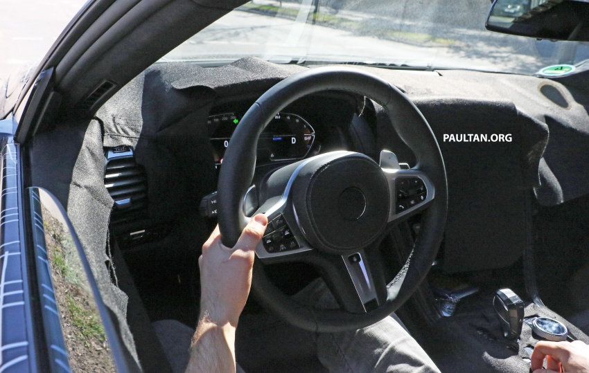 SPIED: BMW 8 Series coupé & cabrio M Sport spotted? Image #803891