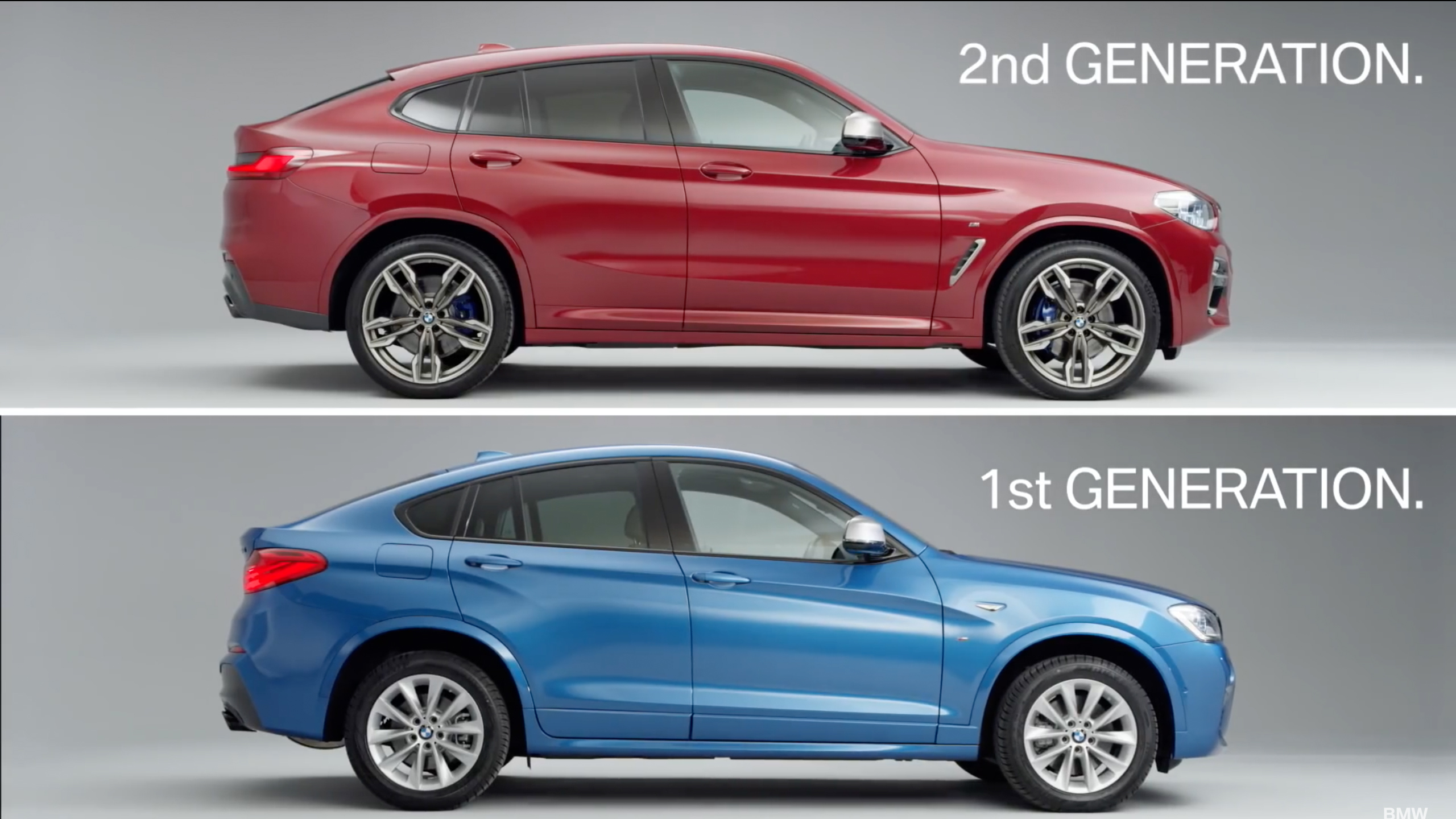 Video Bmw X4 G02 Versus F26 What S Different Paul Tan
