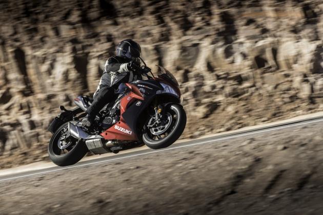 Bridgestone Battlax A41 adventure and T31 sports-touring tyres - we