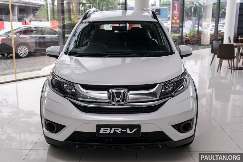 GALLERY: 2018 Honda Jazz, City, BR-V and HR-V in new Orchid White Pearl – replaces Taffeta White Image #802794