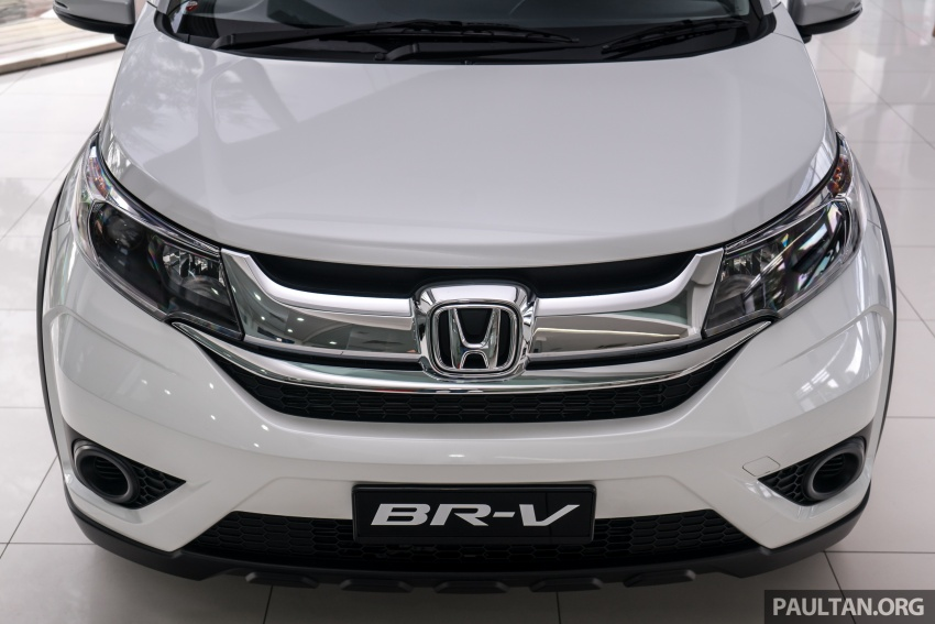 GALLERY: 2018 Honda Jazz, City, BR-V and HR-V in new Orchid White Pearl – replaces Taffeta White Image #802795