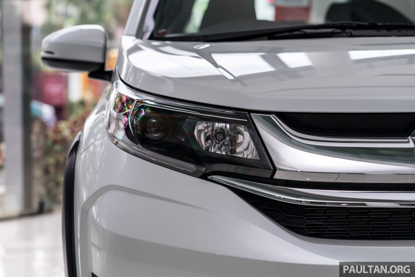 GALLERY: 2018 Honda Jazz, City, BR-V and HR-V in new Orchid White Pearl – replaces Taffeta White Image #802796