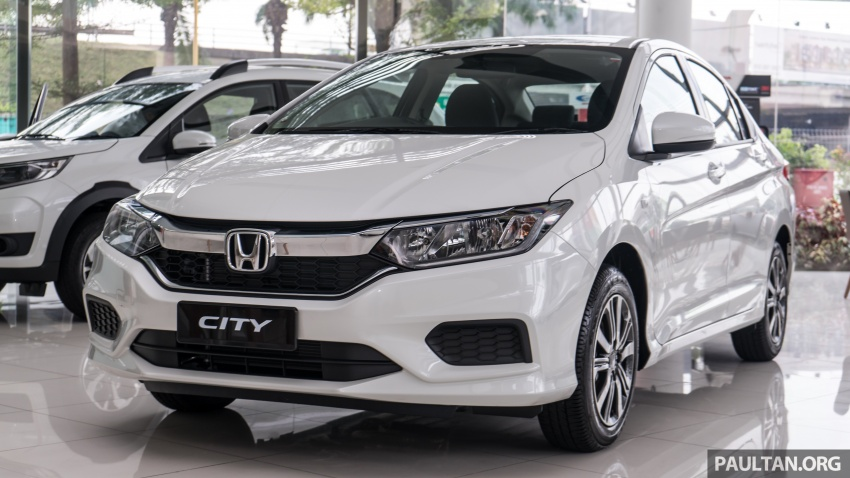 GALLERY: 2018 Honda Jazz, City, BR-V and HR-V in new Orchid White Pearl – replaces Taffeta White Image #802896