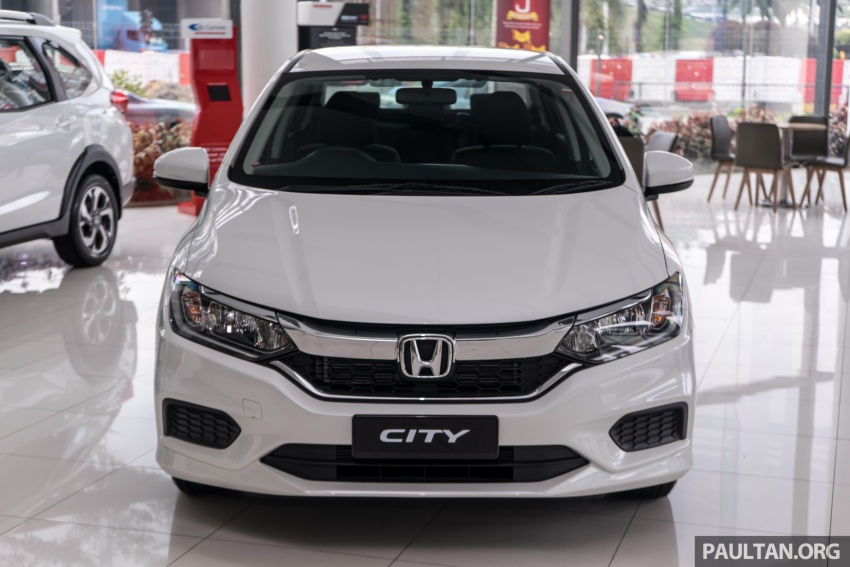 GALLERY: 2018 Honda Jazz, City, BR-V and HR-V in new Orchid White Pearl – replaces Taffeta White Image #802898