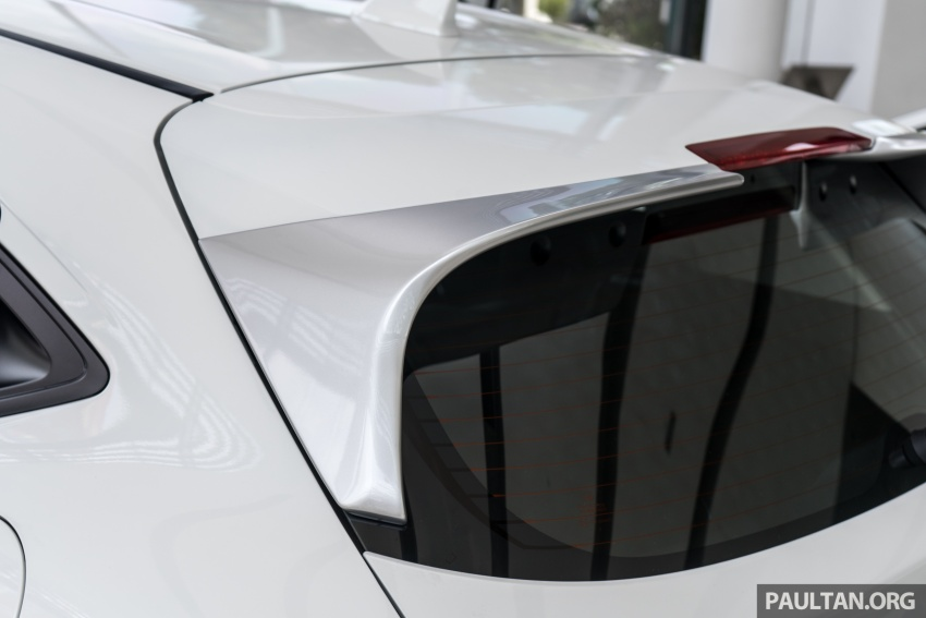 GALLERY: 2018 Honda Jazz, City, BR-V and HR-V in new Orchid White Pearl – replaces Taffeta White Image #802826