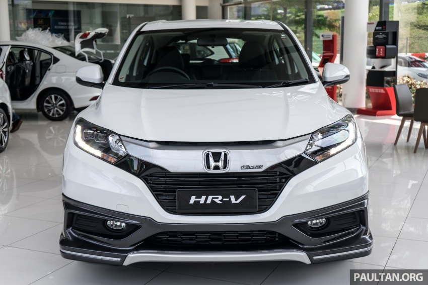 GALLERY: 2018 Honda Jazz, City, BR-V and HR-V in new Orchid White Pearl – replaces Taffeta White Image #802814