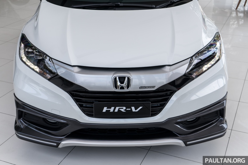 GALLERY: 2018 Honda Jazz, City, BR-V and HR-V in new Orchid White Pearl – replaces Taffeta White Image #802815