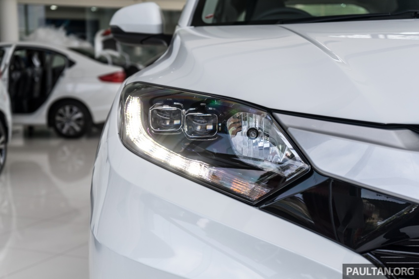 GALLERY: 2018 Honda Jazz, City, BR-V and HR-V in new Orchid White Pearl – replaces Taffeta White Image #802816