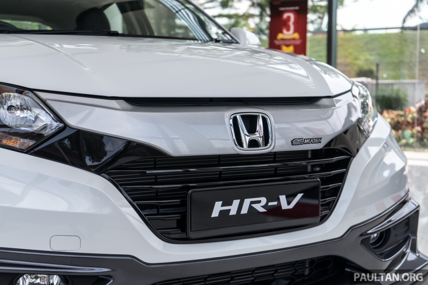 GALLERY: 2018 Honda Jazz, City, BR-V and HR-V in new Orchid White Pearl – replaces Taffeta White Image #802817