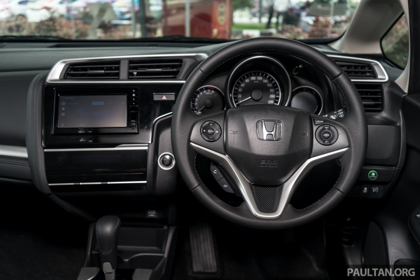 GALLERY: 2018 Honda Jazz, City, BR-V and HR-V in new Orchid White Pearl – replaces Taffeta White Image #802933
