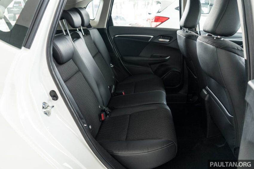 GALLERY: 2018 Honda Jazz, City, BR-V and HR-V in new Orchid White Pearl – replaces Taffeta White Image #802935