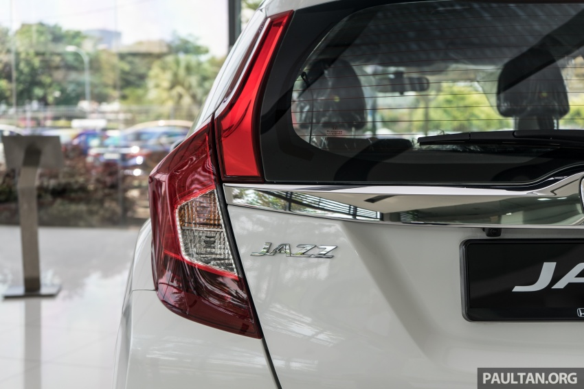 GALLERY: 2018 Honda Jazz, City, BR-V and HR-V in new Orchid White Pearl – replaces Taffeta White Image #802923