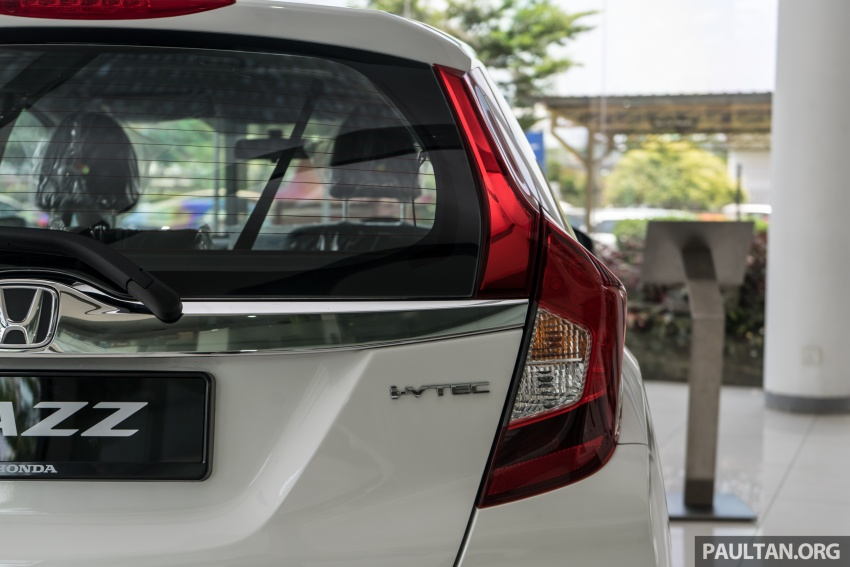 GALLERY: 2018 Honda Jazz, City, BR-V and HR-V in new Orchid White Pearl – replaces Taffeta White Image #802924