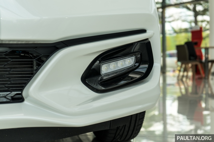 GALLERY: 2018 Honda Jazz, City, BR-V and HR-V in new Orchid White Pearl – replaces Taffeta White Image #802741