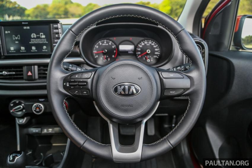 Driven Web Series 2018: Keluarga hatchback di Malaysia – Perodua Myvi vs Proton Iriz vs Kia Picanto! Image #800687