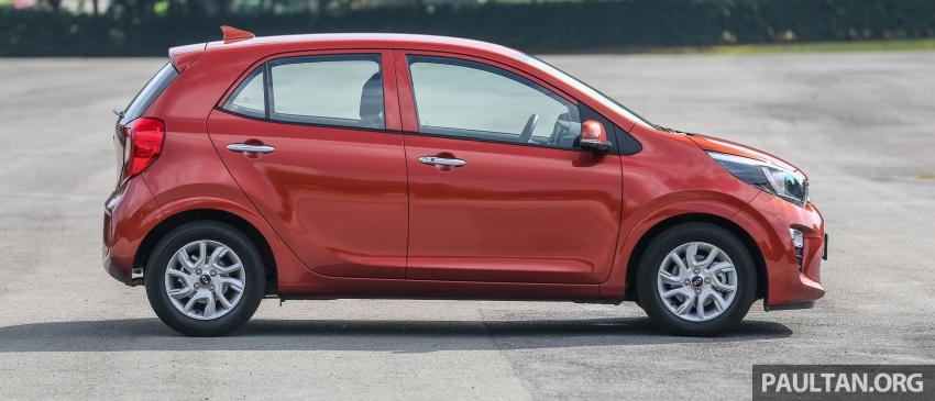 Driven Web Series 2018: Keluarga hatchback di Malaysia – Perodua Myvi vs Proton Iriz vs Kia Picanto! Image #800680